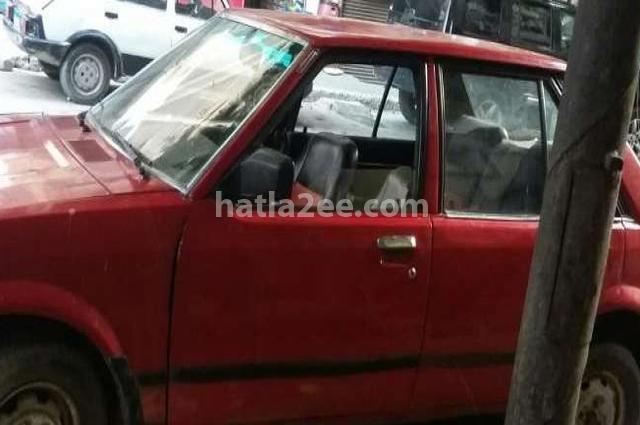 323 Mazda Red
