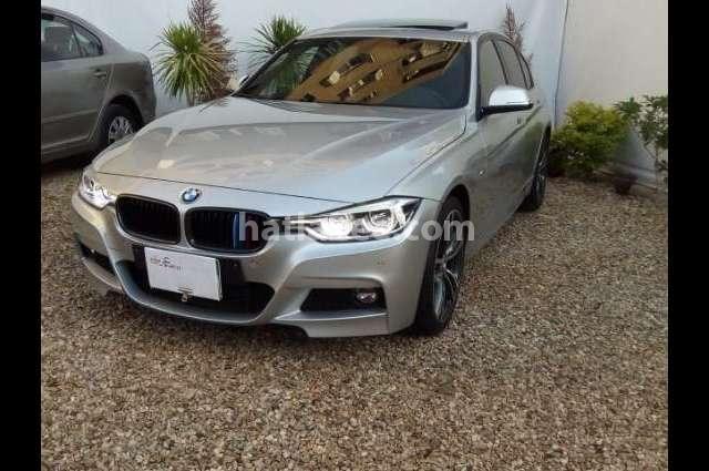 340 BMW فضي