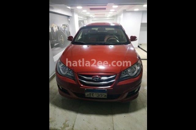 Elantra HD Hyundai Red