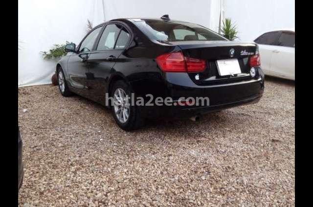 316 BMW أسود