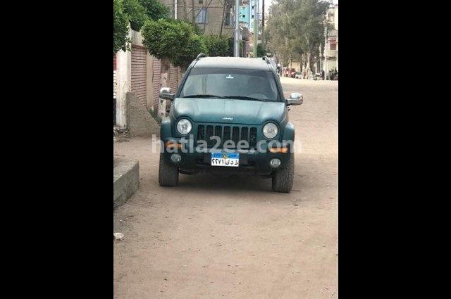 Liberty Jeep Green
