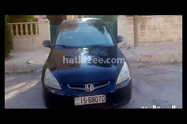 Accord Honda أسود