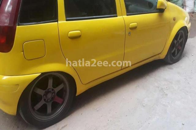 Punto Fiat Yellow