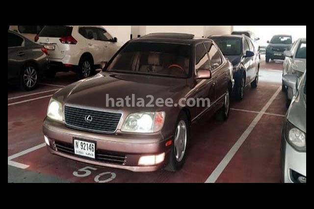 Ls Lexus Brown