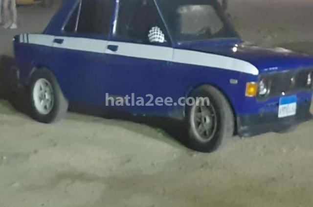 128 Fiat Blue