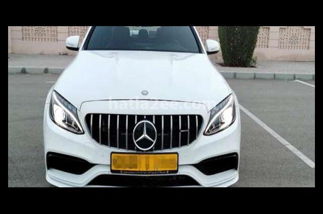 C 300 Mercedes White