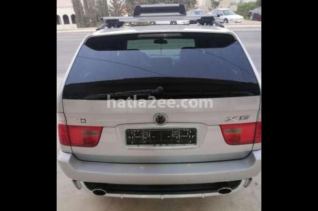 X5 BMW Silver