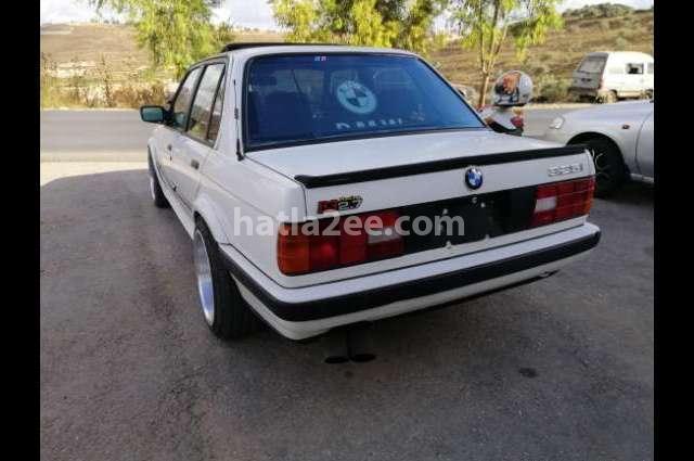 325 BMW أبيض