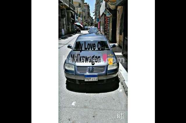 Passat Volkswagen Gray