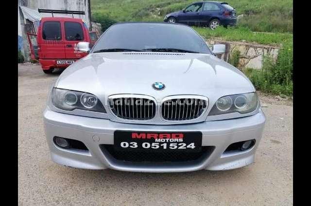 325 BMW Silver