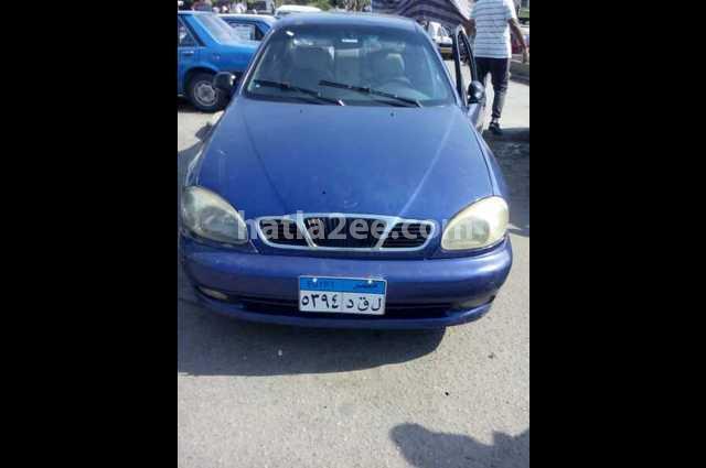 Lanos Daewoo Blue