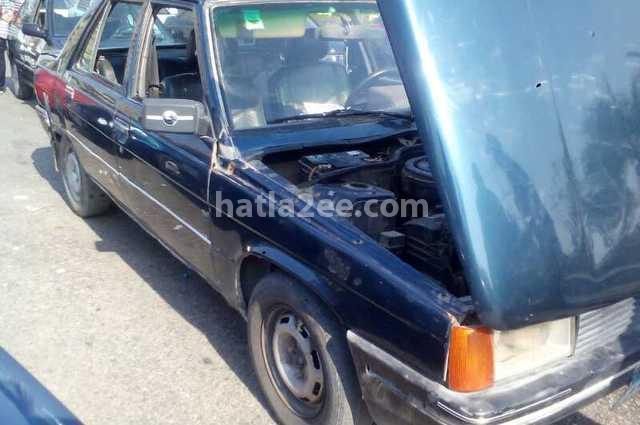 9 Renault أزرق