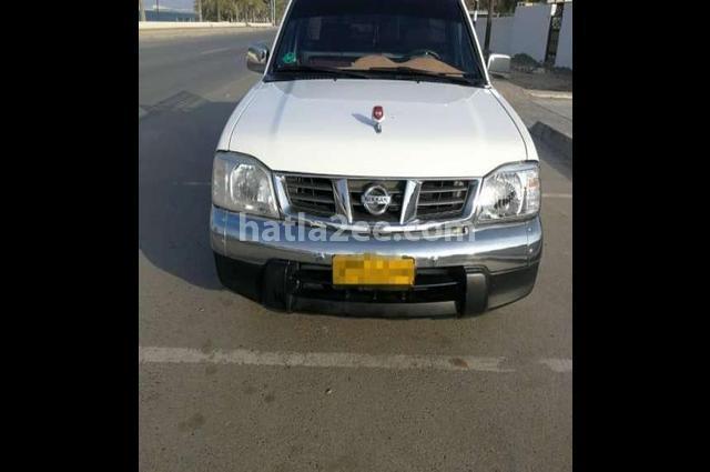 Datsun Nissan White