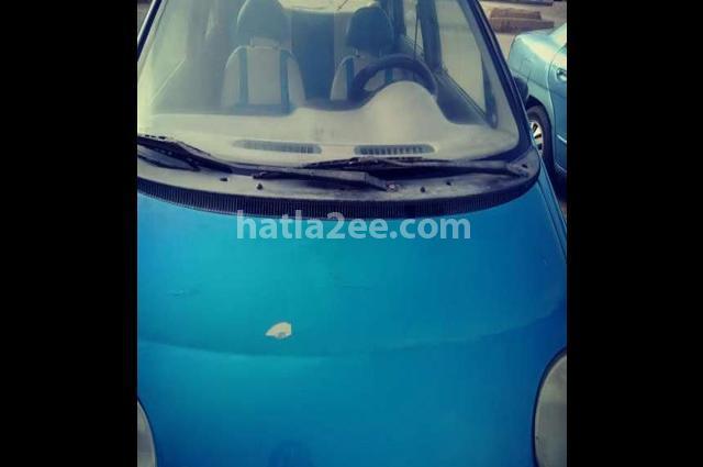 Matiz Daewoo أزرق