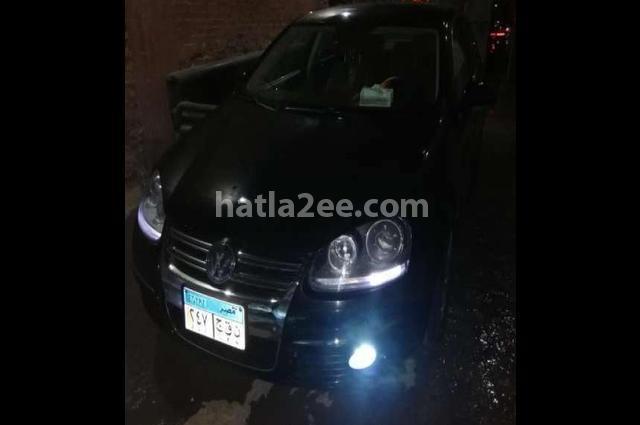 Jetta Volkswagen Black