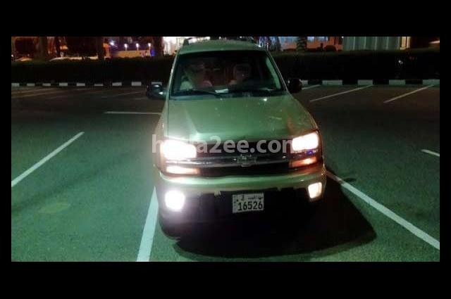 Blazer Chevrolet بني