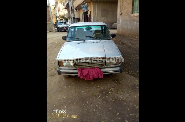2107 Lada Silver