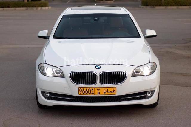 530 BMW White