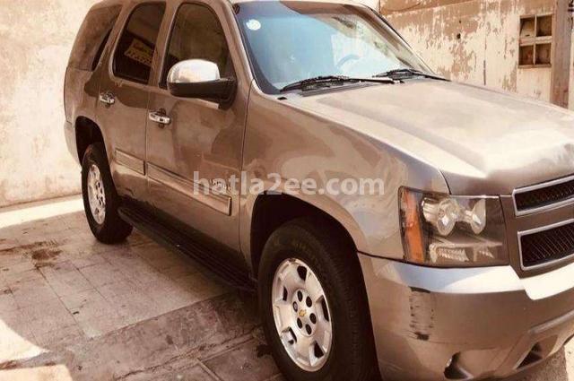 Taho Chevrolet Silver
