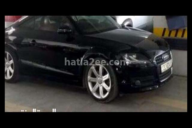 TT Audi أسود