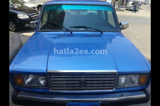 2107 Lada Cyan