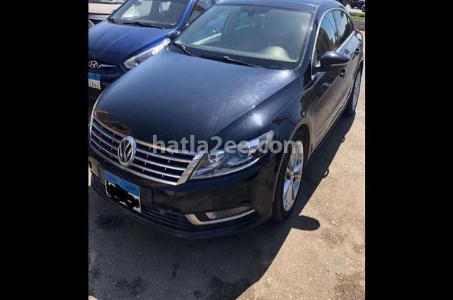 CC Volkswagen أسود