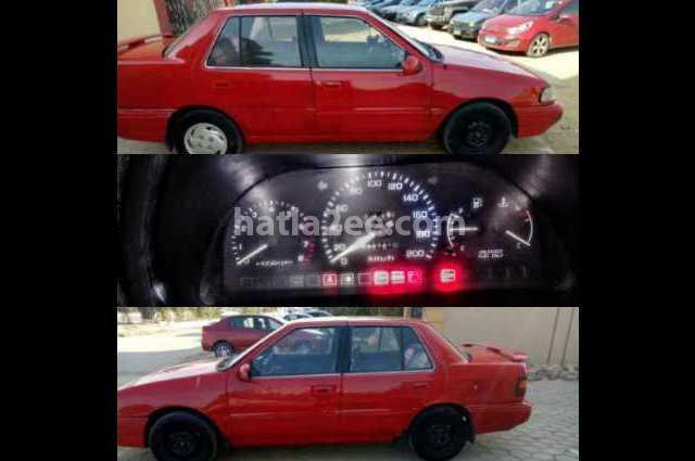 Excel Hyundai Red