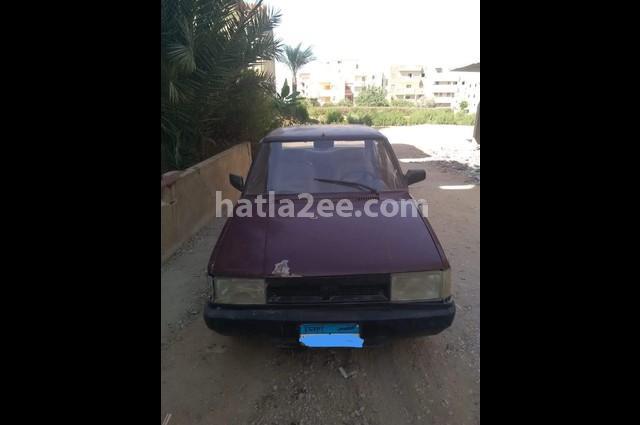 Shahin Fiat Dark red