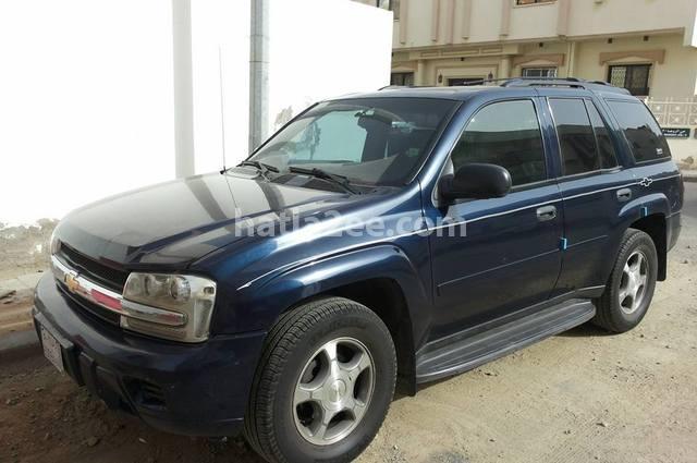 Blazer Chevrolet أزرق