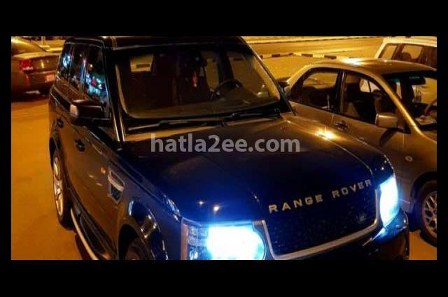 Sport Land Rover Black