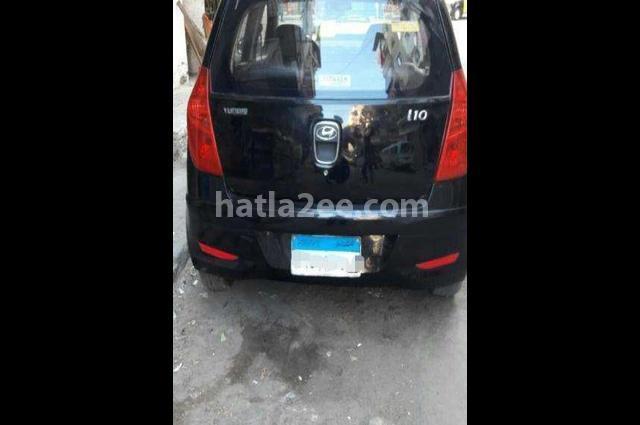 I10 Hyundai Black