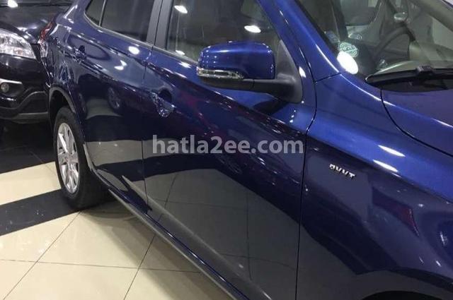 Optra Chevrolet Dark blue