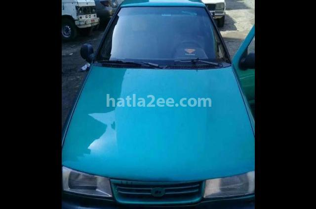 Excel Hyundai Green