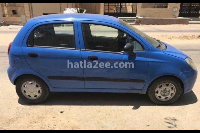 Spark Chevrolet أزرق