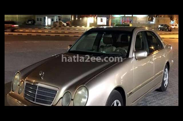 E 200 Mercedes Gold