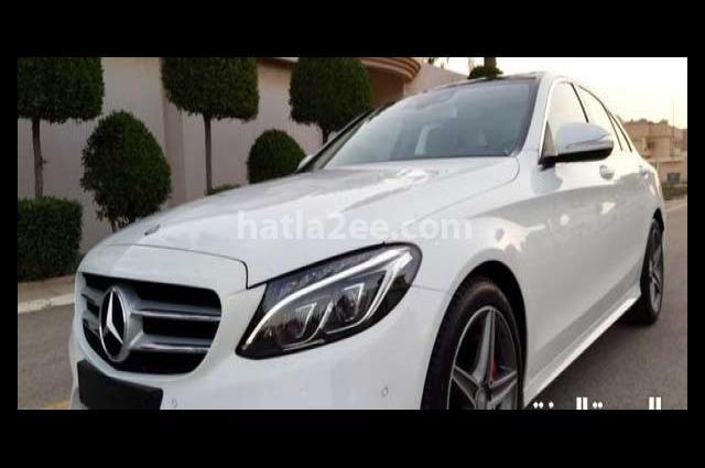 C 200 Mercedes White
