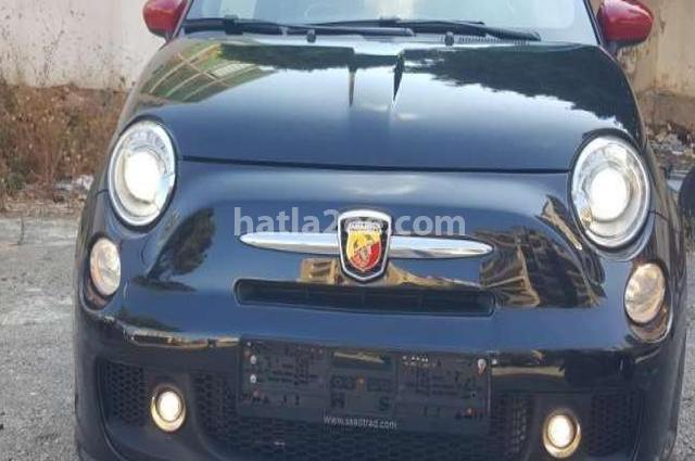 500 Fiat Black