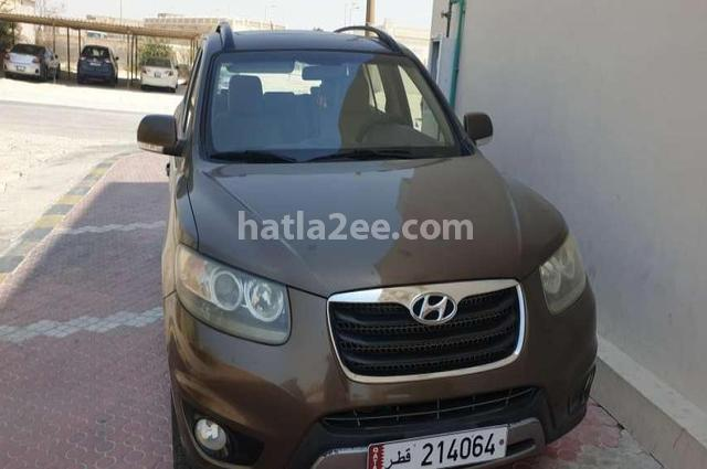 Santa Fe Hyundai Gold