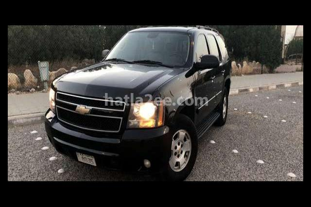 Taho Chevrolet Black