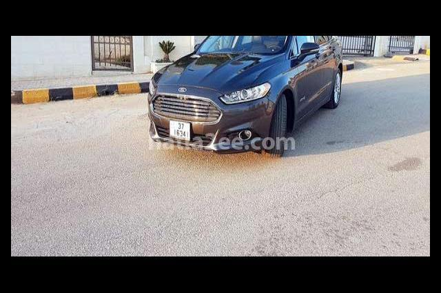 Fusion Ford رمادي