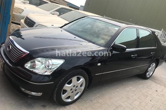 Ls Lexus Black