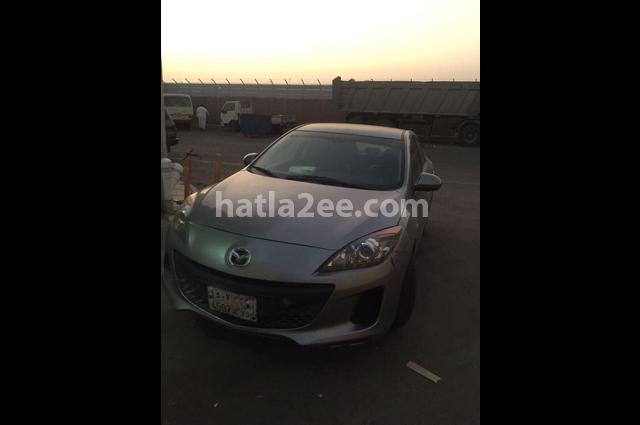 Mazda 3 Mazda فضي