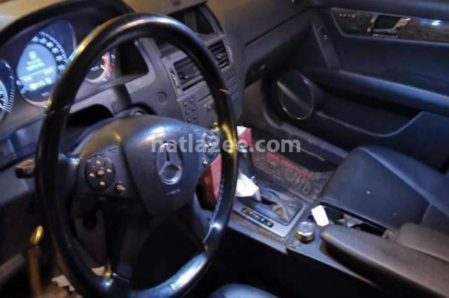 C 250 Mercedes Black