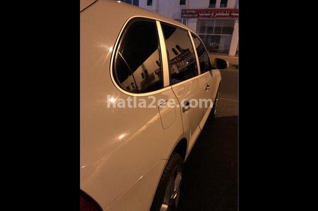 Cayenne S Porsche White