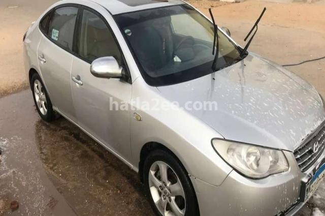 Elantra HD Hyundai 2007 10th of Ramadan Silver 2719710 - Car for