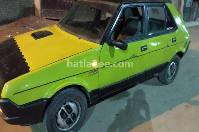 Ritmo Fiat Yellow