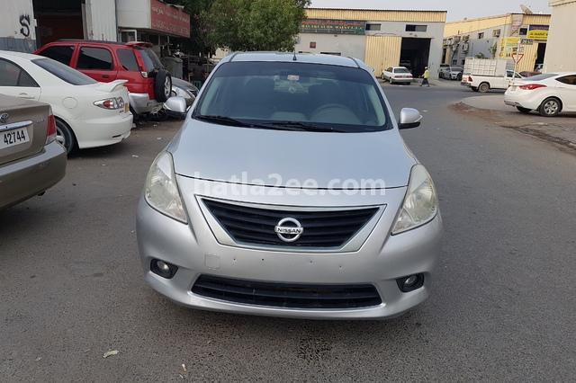 Sunny Nissan Silver