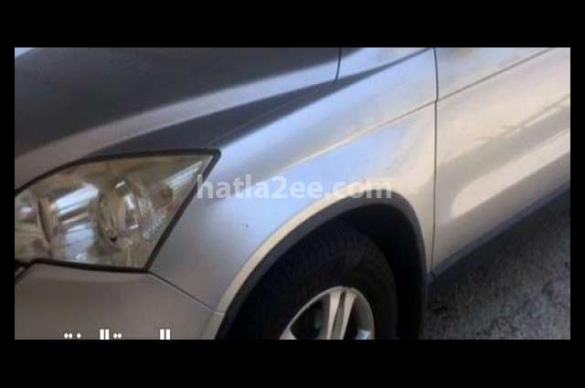 CRV Honda فضي