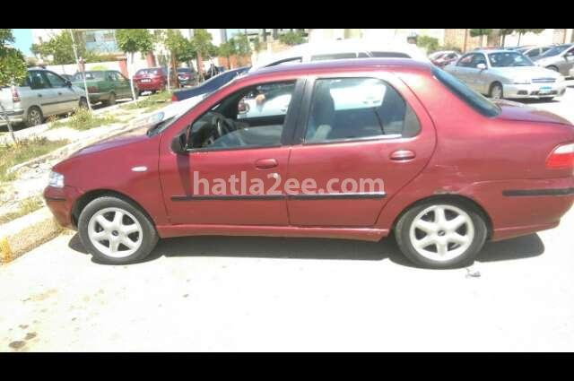 Petra Fiat Dark red