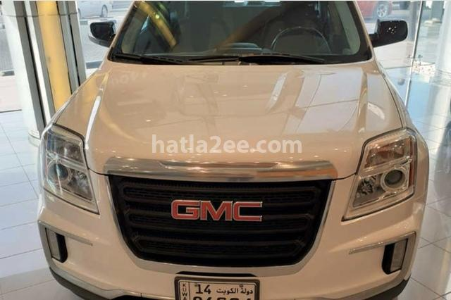 Terrain Gmc White